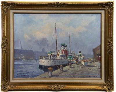 Lot 43 - THE WAVERLEY, BY J D HENDERSON