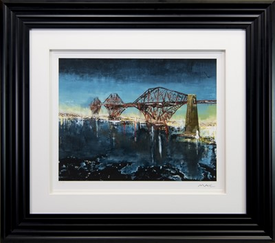 Lot 114 - GOING FORTH, A GICLEE PRINT BY MARK CURRYER