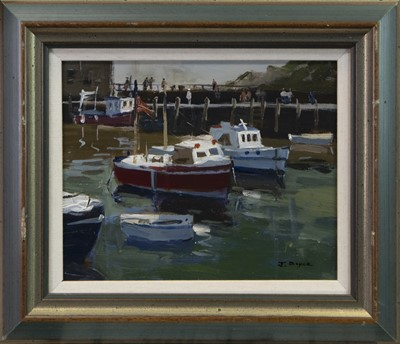 Lot 10 - A PAIR OF OILS BY JOHN BOYCE