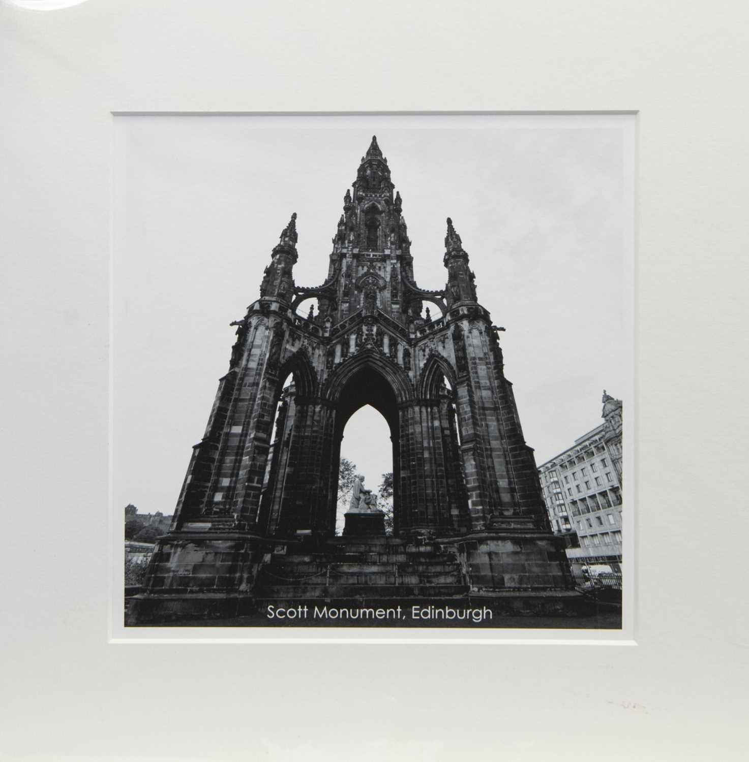 Lot 130 - SCOTT MONUMENT, A PHOTOGRAPH BY GREGG M ERICKSON