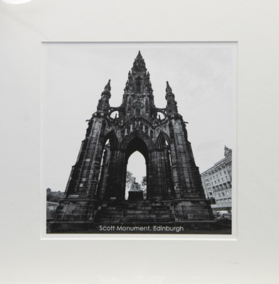 Lot 130 - SCOTT MONUMENT, A PHOTOGRAPH BY GREGG M ERICKSON