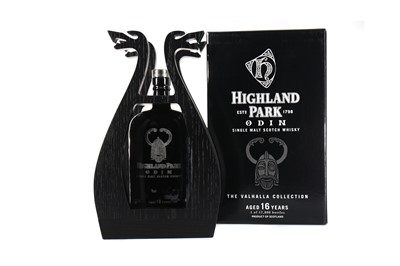 Lot 3 - HIGHLAND PARK ODIN AGED 16 YEARS