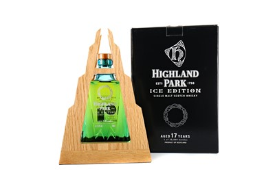 Lot 5 - HIGHLAND PARK ICE AGED 17 YEARS