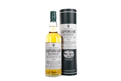 Lot 20 - LAPHROAIG CAIRDEAS ORIGIN