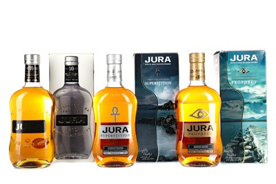 Lot 7 - JURA PROPHECY, SUPERSTITION AND 10 YEARS OLD