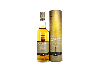 Lot 17 - SCAPA AGED 14 YEARS