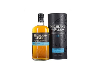 Lot 53 - HIGHLAND PARK AGED 16 YEARS - ONE LITRE