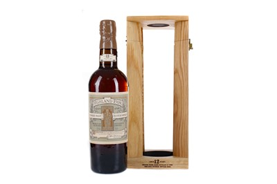 Lot 66 - HIGHLAND PARK SAINT MAGNUS EDITION 2 AGED 12 YEARS