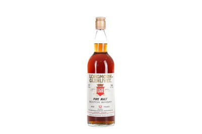 Lot 46 - LONGMORN-GLENLIVET AGED 12 YEARS 70° PROOF