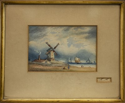 Lot 403 - A GROUP OF 19TH CENTURY WORKS ON PAPER