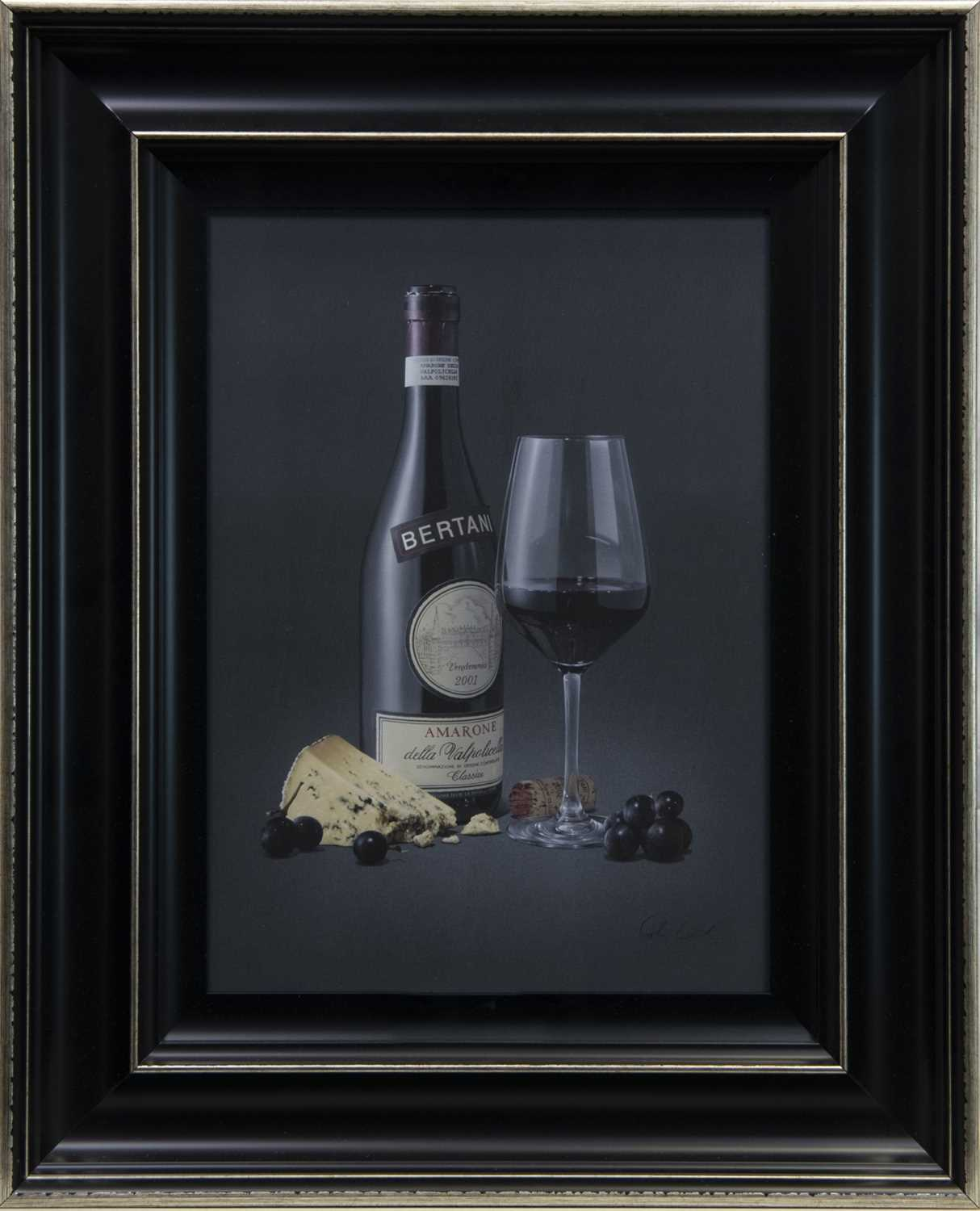 Lot 141 - BELLISSIMO MOMENT, A GICLEE PRINT BY COLIN WILSON