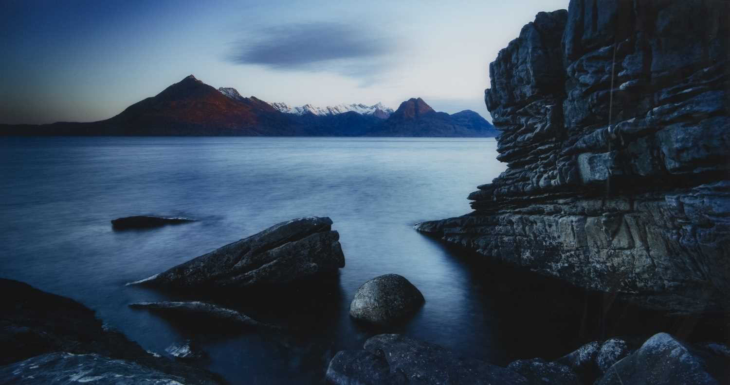Lot 166 - THE COVE, A PHOTOGRAPH BY 'JCA'