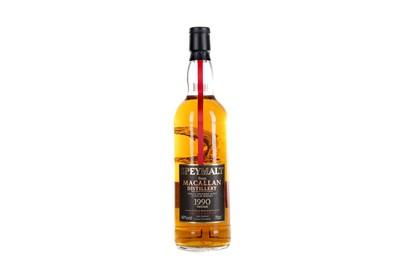 Lot 105 - MACALLAN 1990 SPEYMALT