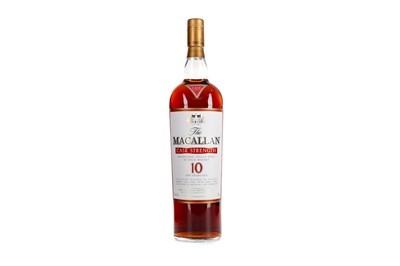 Lot 109 - MACALLAN CASK STRENGTH 10 YEARS OLD - ONE LITRE