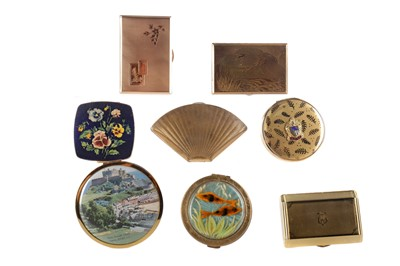 Lot 1727 - A LOT OF MELISSA COMPACTS INCLUDING MUSICAL AND OTHERS