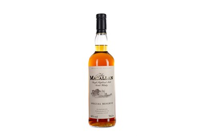 Lot 110 - MACALLAN SPECIAL RESERVE