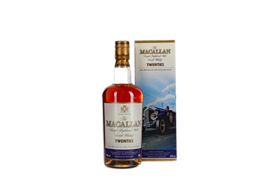 Lot 111 - MACALLAN TWENTIES