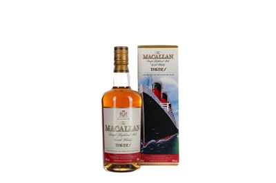 Lot 112 - MACALLAN THIRTIES