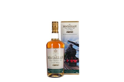 Lot 113 - MACALLAN FORTIES