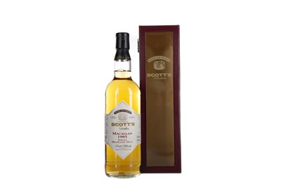 Lot 116 - MACALLAN 1985 SCOTT'S SELECTION