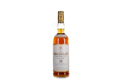 Lot 118 - MACALLAN 10 YEARS OLD