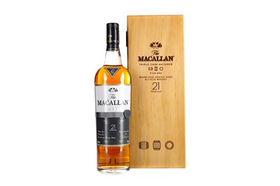 Lot 120 - MACALLAN FINE OAK 21 YEARS OLD