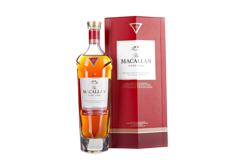 Lot 124 - MACALLAN RARE CASK