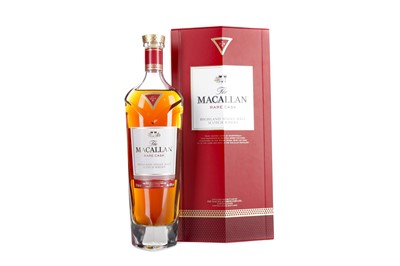 Lot 124 - MACALLAN RARE CASK