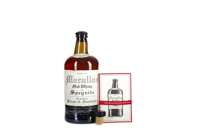 Lot 127 - MACALLAN 1841 REPLICA