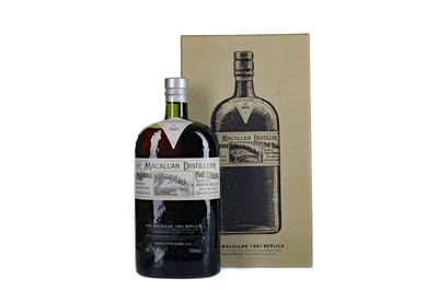 Lot 128 - MACALLAN 1861 REPLICA