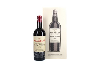 Lot 129 - MACALLAN 1876 REPLICA
