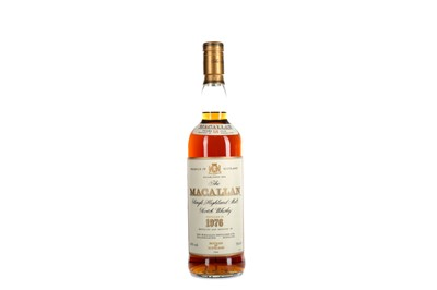 Lot 130 - MACALLAN 1976 18 YEARS OLD