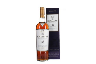 Lot 134 - MACALLAN 1989 18 YEARS OLD