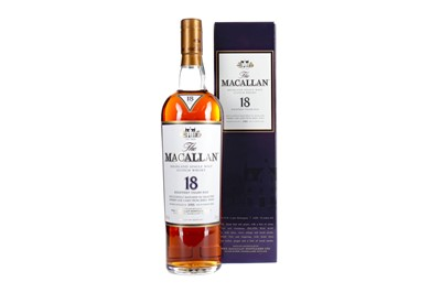 Lot 137 - MACALLAN 1995 18 YEARS OLD