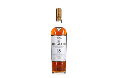 Lot 138 - MACALLAN 18 YEARS OLD 2016 RELEASE