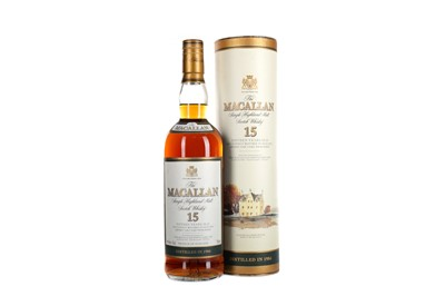 Lot 139 - MACALLAN 1984 15 YEARS OLD