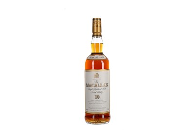 Lot 142 - MACALLAN 10 YEARS OLD