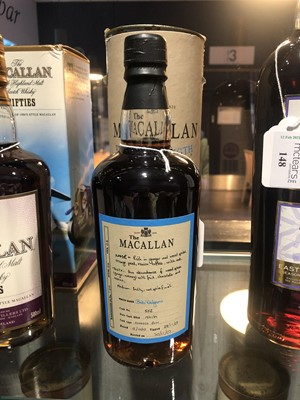 Lot 146 - MACALLAN 1989 CASK STRENGTH