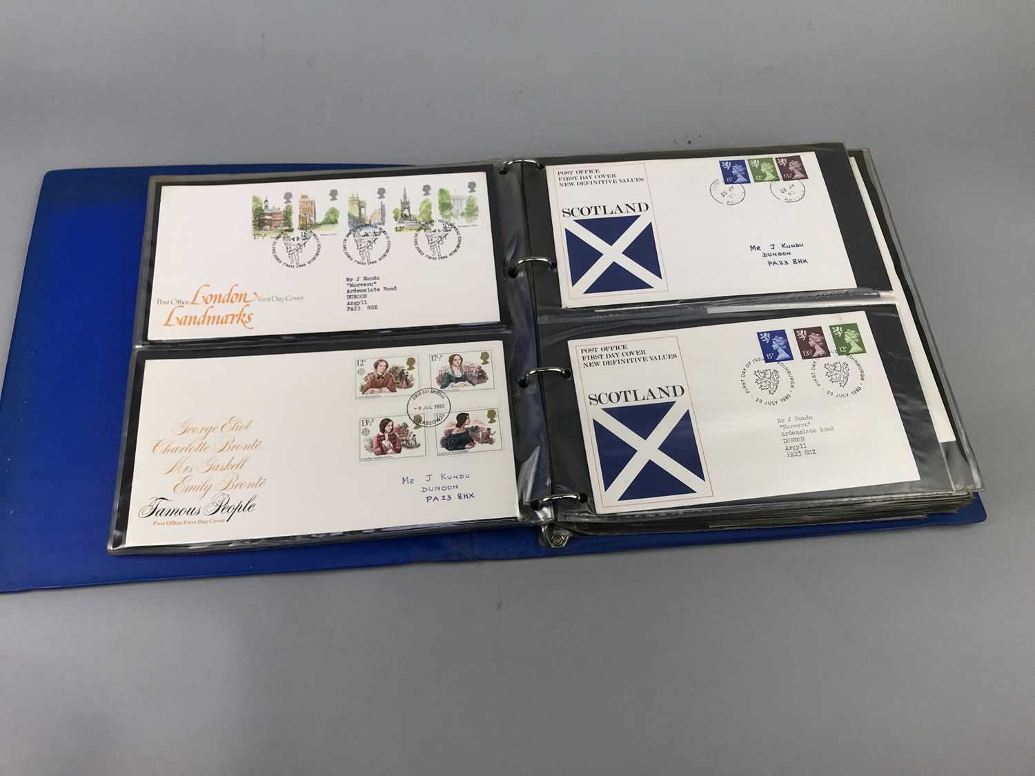 Lot 83 - A LOT OF FIRST DAY COVERS