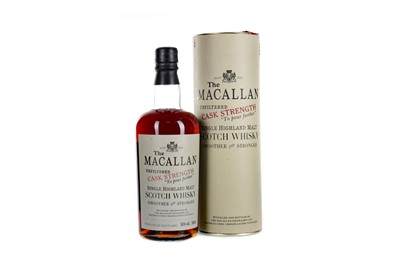 Lot 147 - MACALLAN 1981 CASK STRENGTH