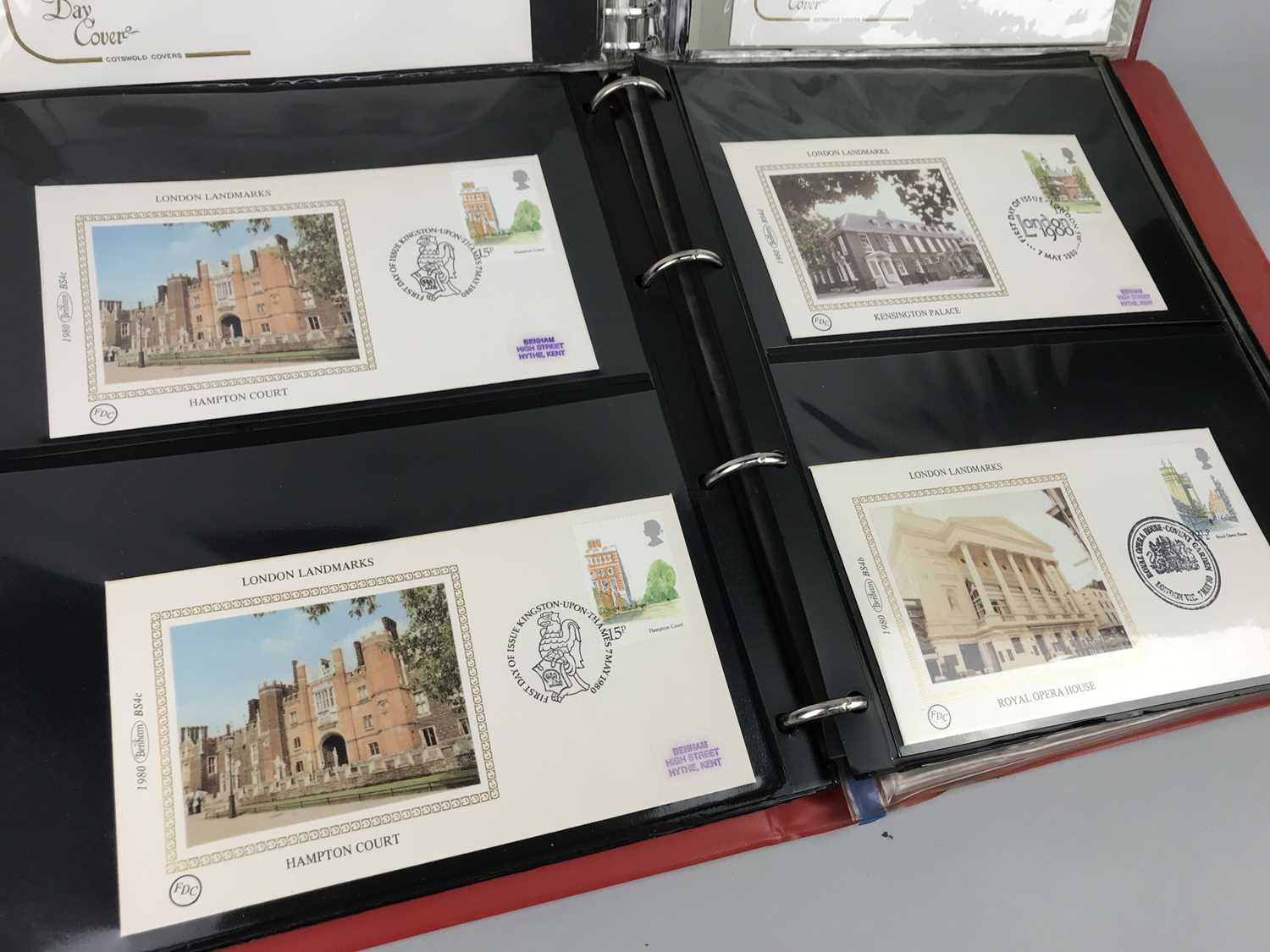 Lot 82 - A LOT OF FIRST DAY COVERS