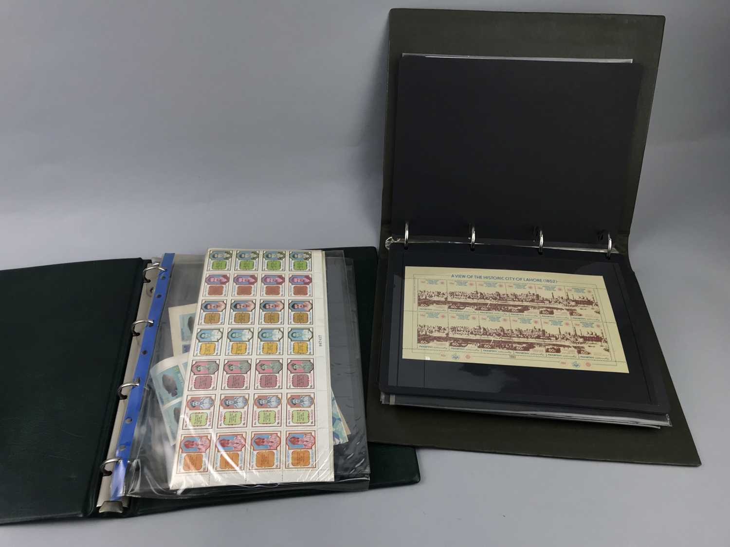 Lot 86 - A LOT OF ASIAN, BANGLADESH AND OTHER STAMPS