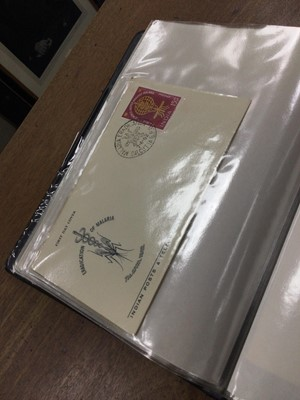 Lot 91 - AN ALBUM OF INDIAN FIRST DAY COVERS
