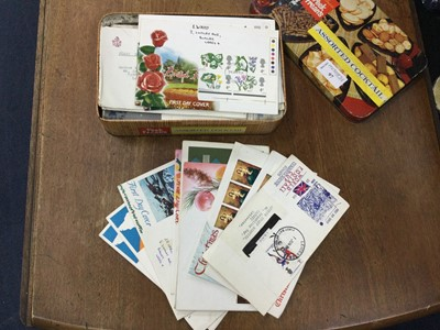 Lot 97 - A LOT OF FIRST DAY COVERS