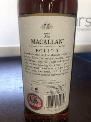 Lot 155 - MACALLAN THE ARCHIVAL SERIES FOLIO 2