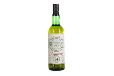 Lot 159 - MACALLAN LIQUEUR SMWS 24