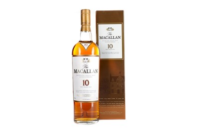 Lot 161 - MACALLAN 10 YEARS OLD