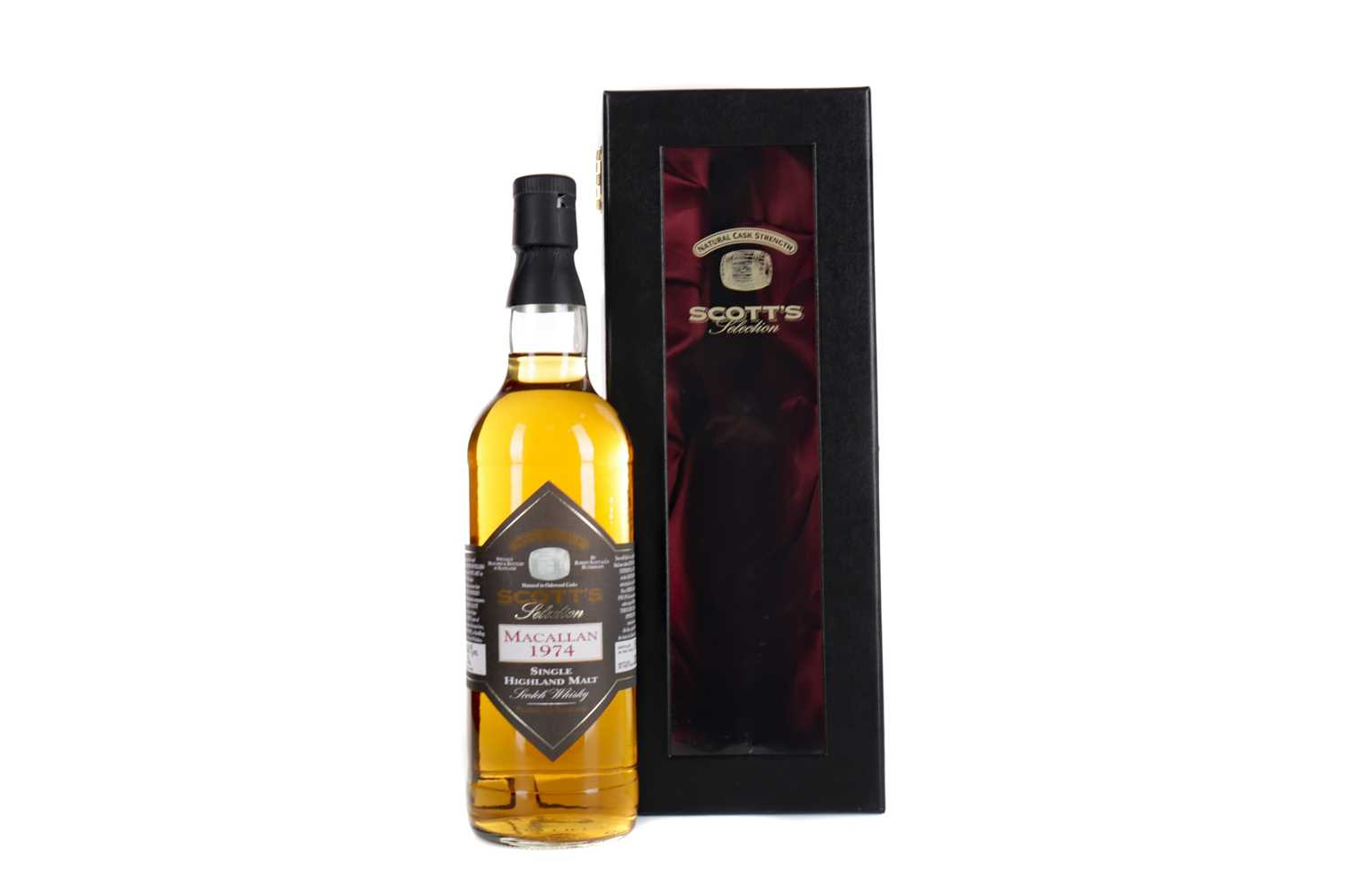 Lot 166 - MACALLAN 1974 SCOTT'S SELECTION