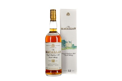 Lot 189 - MACALLAN 12 YEARS OLD