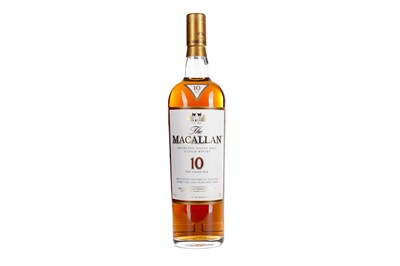 Lot 187 - MACALLAN 10 YEARS OLD